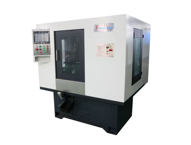 Multi-purpose Grinding Machine for Engine Valve